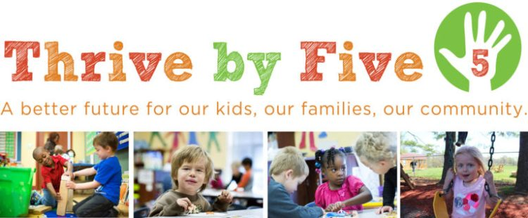 Thrive by 5 Giving Day