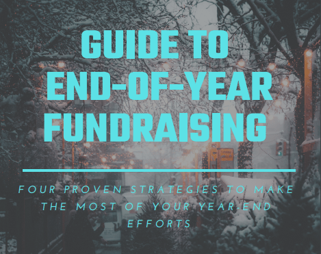 cover of end-of-year fundraising guide
