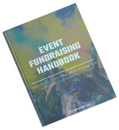 event fundraising handbook cover