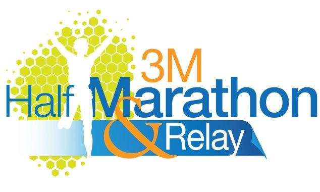 3m half logo
