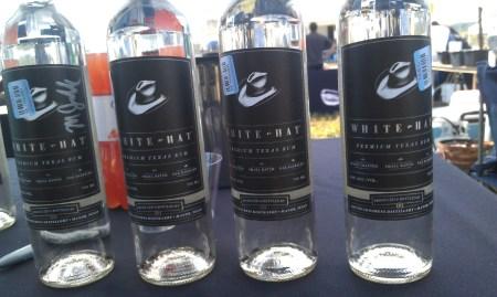 Wine and Swine White Hat Rum