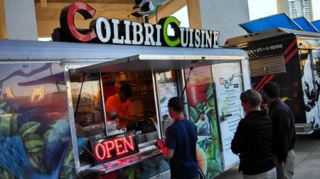 Trailer Food Tuesdays colibri cuisine truck