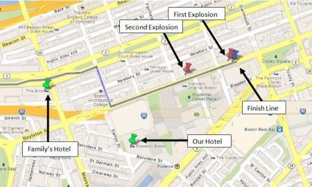 boston marathon map
