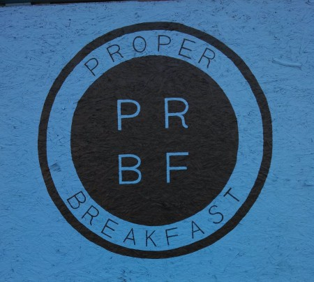 Proper Breakfast logo