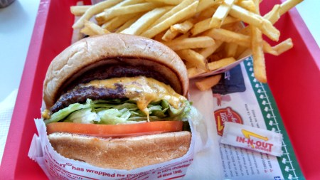 IMAZ In N Out Double Double