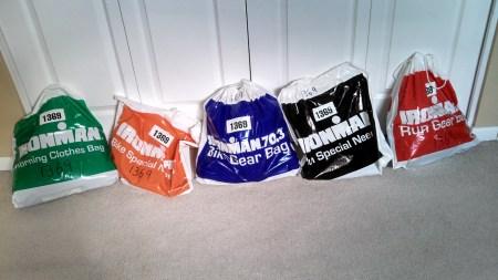 IMAZ Gear Bags