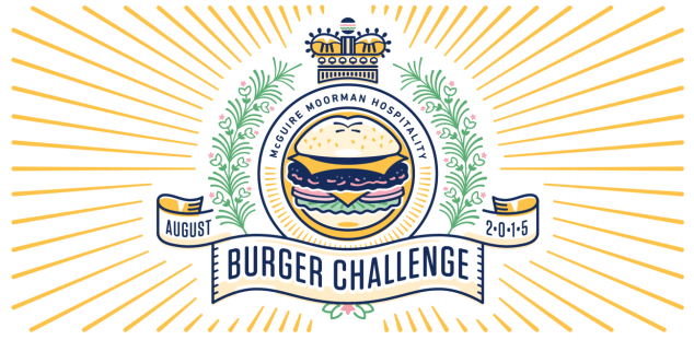 burger challenge logo