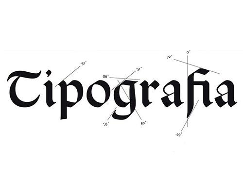 La Tipografía, ¡ ésa gran desconocida !