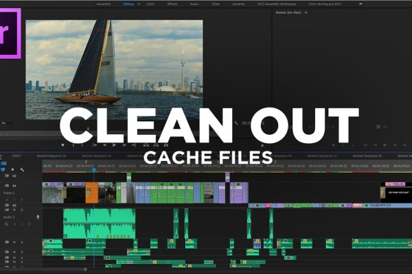 Limpiar Media Cache Files en Premiere, After y Audition y recupera espacio en tu unidad