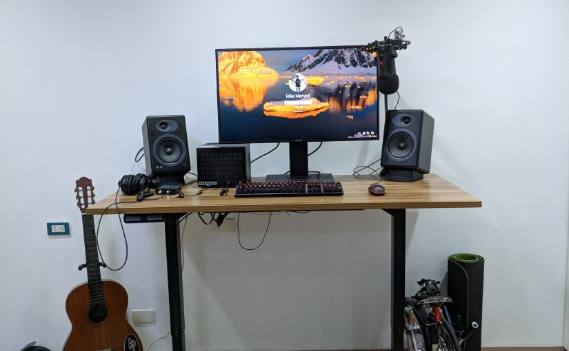 Height Adjustable Desk Review