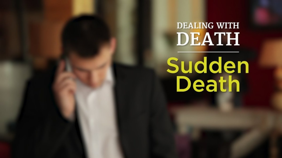 Dealing With Death: Sudden Death – YouTube