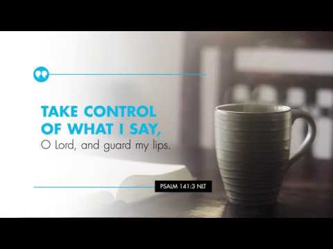 K-LOVE's Verse of the Day: Psalm 141:3 – YouTube