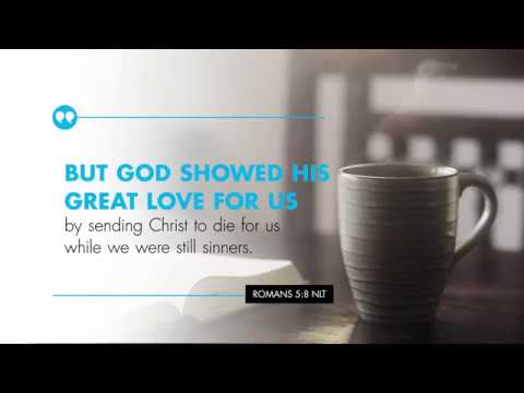 K-LOVE's Verse of the Day: Romans 5:8 – YouTube
