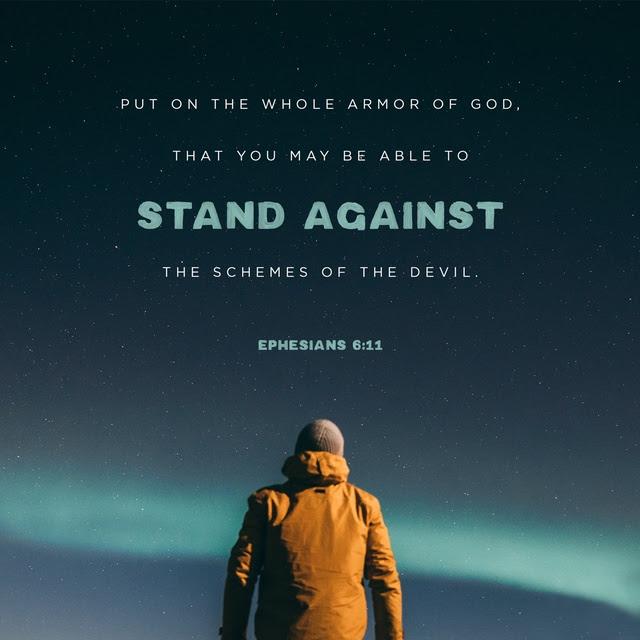Ephesians 6:11 ESV