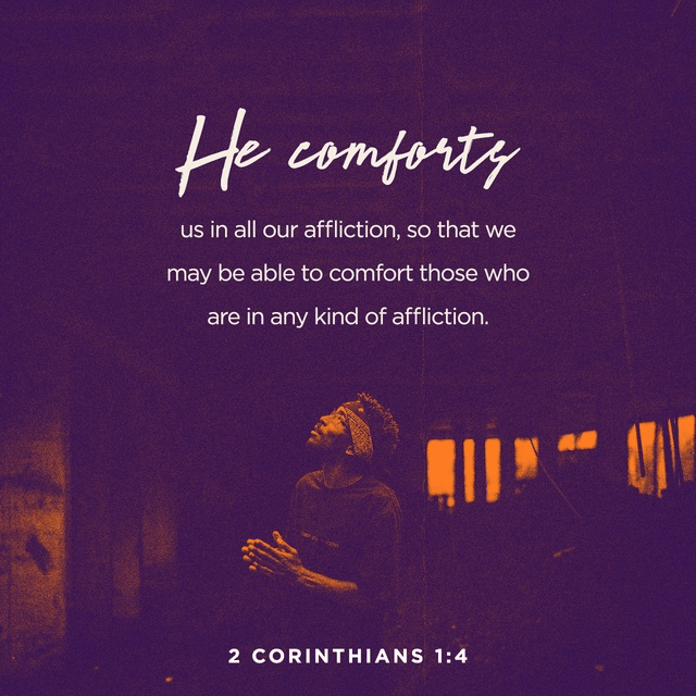 2 Corinthians 1:3-4 CSB