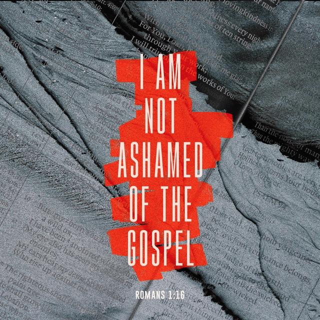 Romans 1:16 ESV