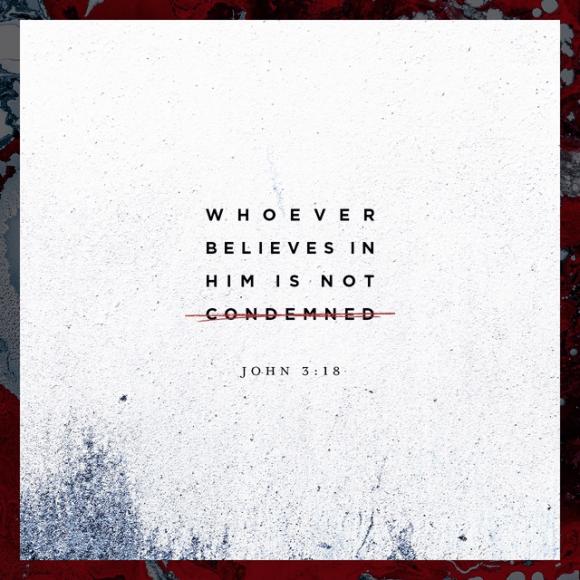 John 3:18 NIV