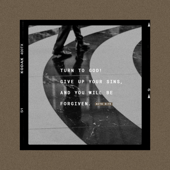 Acts 3:19 CEV