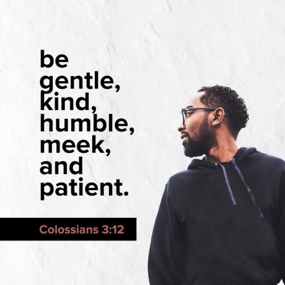 Colossians 3:12 CEV