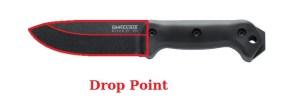 głownia drop-point