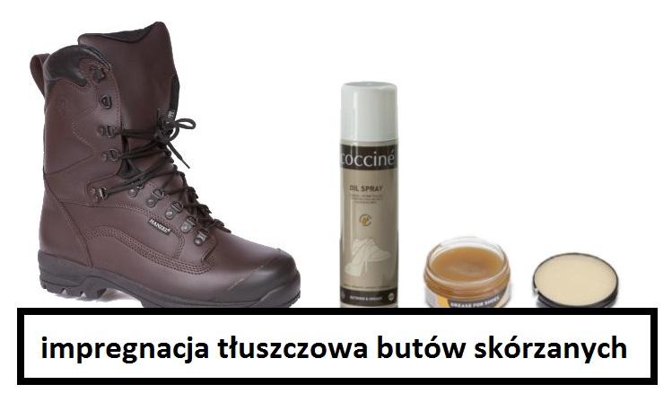Buty Ze Skory Licowej I Nubuku Impregnacja Tluszczowa Militaryzone Blog