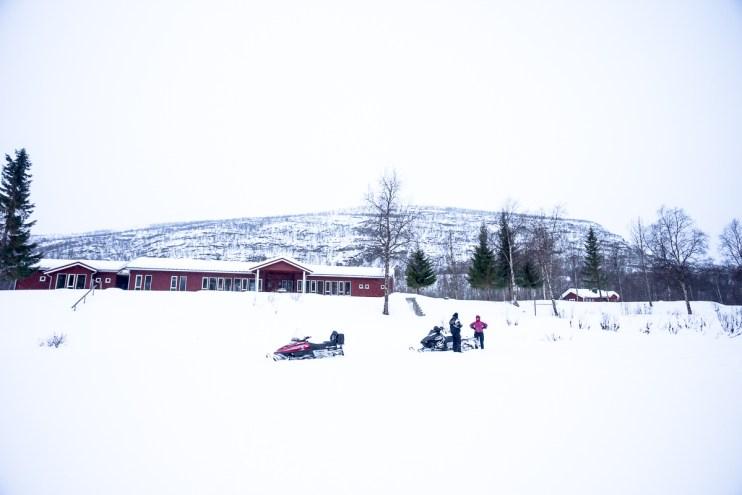 Sandia Camp