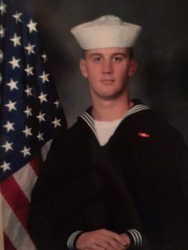 Navy Corpsman Joseph Linehan