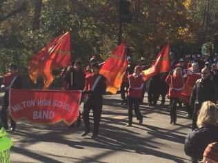 Wildcat Marching Band Nov 11-2017