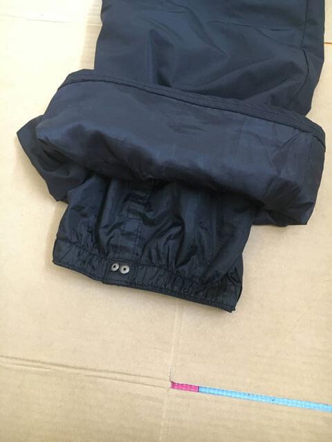 Blue Blood スノーボードウェア パンツ 裾ゲーター(裾のパウダーガード)