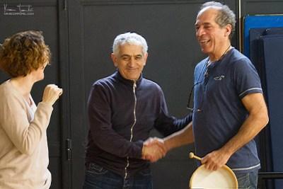 Ivan Bacciocchi et Peter Shub