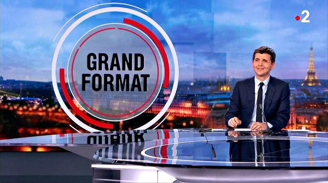 Grand Format du Journal Télévisé de France2