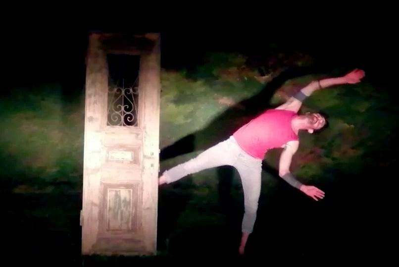 La porte – Pascal Roubaud
