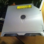 The SuperDrive, no longer useful for me