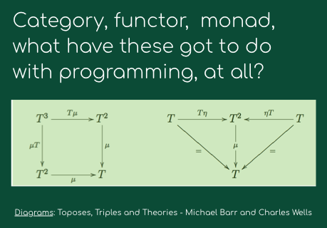 Programming concepts: who needs to know about Monads? who doesn't?