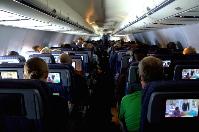 How to sleep on a plane – window vs aisle seats
