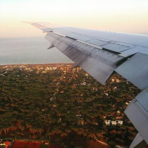 Wingshot over Rome, Italy by Jeremy Kimmel