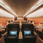 How to sleep on a plane Singapore Airlines Singapore Airlines Business Class