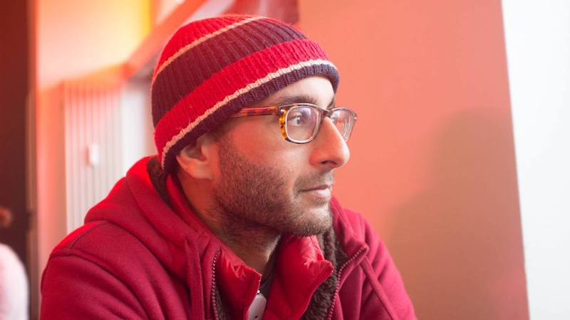 How fast do digital nomads travel - Amit Gupta in profile
