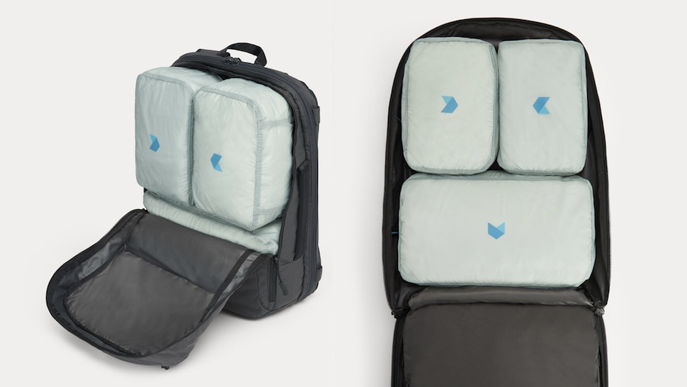 Minaal Packing Cubes Fit Both Minaal Daily and the Carry-on 2.0