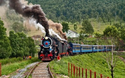 Incredible alternatives to the Trans-Siberian Railway