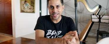 Vishen about Speak & Inspire
