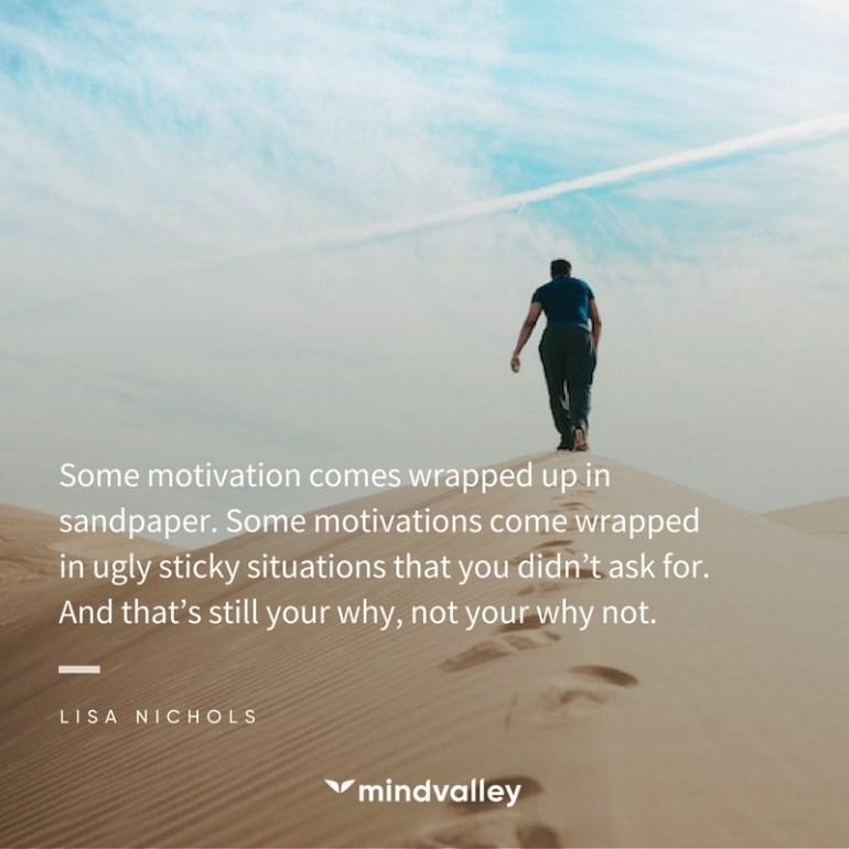 Lisa Nichols - motivation