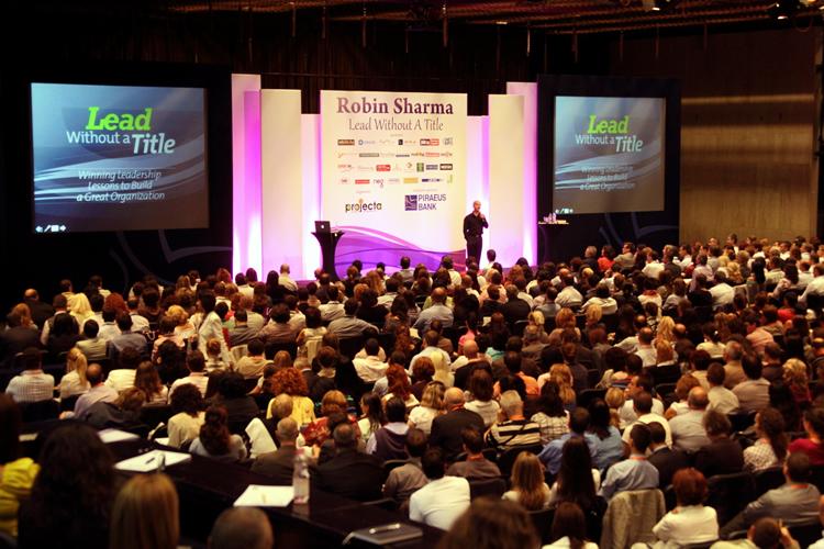 Robin Sharma leadership
