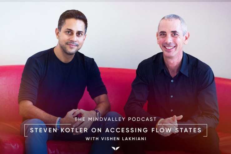 Steven Kotler On Accessing Flow States