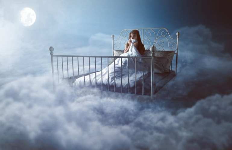 lucid dreaming fear