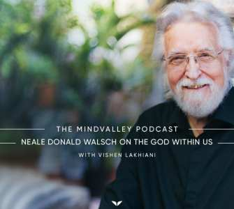 Neale Donald Walsch Podcast Episode The God Within Us