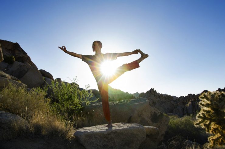 yoga tips for arthritis