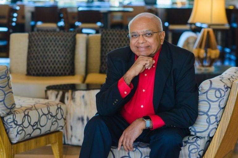 Dr. Srikumar Rao at Mindvalley Reunion 2018 in San Diego