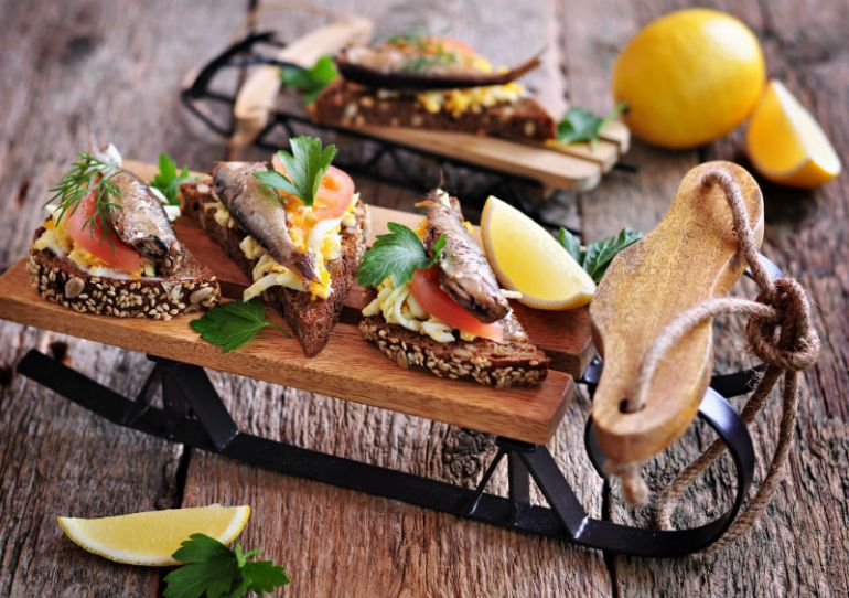 Estonia food Mindvalley U