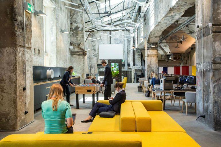 coworking space kultuurikatel